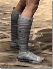 Minotaur Homespun Shoes - Male Right