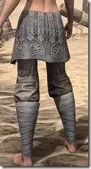 Minotaur Rawhide Gaurds - Female Rear
