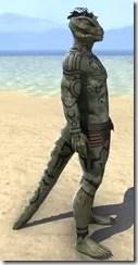 Necrmatic Sigil Body Tattoos - Argonian Side