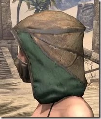 Outlaw Homespun Hat - Female Side