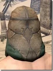 Outlaw Homespun Hat - Male Rear
