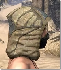 Outlaw Iron Helm - Female Right