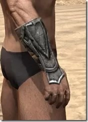 Primal Iron Gauntlets - Male Right