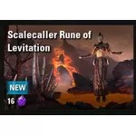 Scalecaller Rune of Levitation