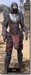 Thieves Guild Iron - Dyed Front