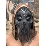 Tusked Dragon Priest Mask