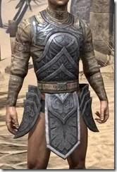 Yokudan Iron Cuirass - Male Front