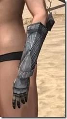 Yokudan Iron Gauntlets - Female Side