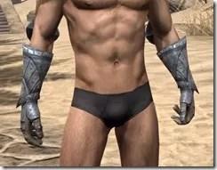 Yokudan Iron Gauntlets - Male Front
