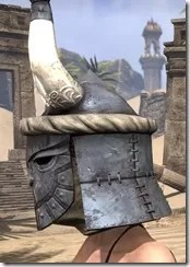 Yokudan Iron Helm - Female Side