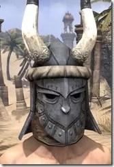 Yokudan Iron Helm - Male Front