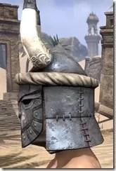 Yokudan Iron Helm - Male Side