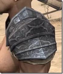 Yokudan Iron Pauldron - Male Side