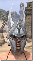 Divine Prosecution Heavy Helm - Female Front