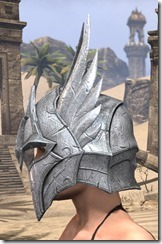 Divine Prosecution Heavy Helm - Female Side