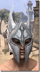 Divine Prosecution Heavy Helm - Male Front
