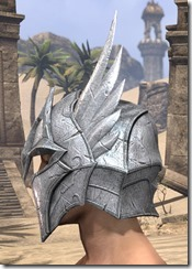 Divine Prosecution Heavy Helm - Male Side