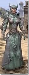 Divine Prosecution Light - Female Robe Front