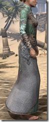 Divine Prosecution Light Robe - Female Right