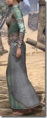Divine Prosecution Light Robe - Female Side