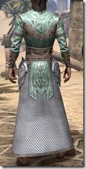 Divine Prosecution Light Robe - Male Rear