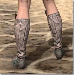 Divine Prosecution Medium Boots - Female Rear