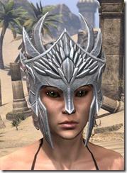 Divine Prosecution Medium Helmet - Female Front