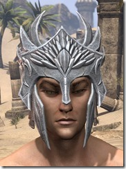 Divine Prosecution Medium Helmet - Male Front