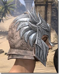 Divine Prosecution Medium Helmet - Male Right