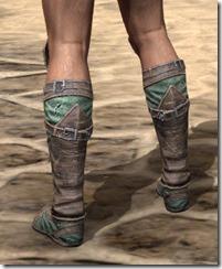 Divine Prosecution Shoes - Female Light Rear