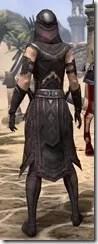 Elemental Succession - Female Robe Rear