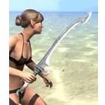 Fang Lair Iron Sword