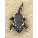 Pocket Salamander