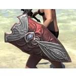 Psijic Order Ruby Ash Shield