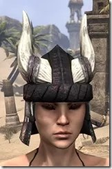 Reach Winter Heavy Helm - Female Front