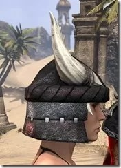 Reach Winter Heavy Helm - Female Right