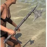 Sapiarch Iron Axe