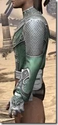 Sapiarch Iron Cuirass - Male Side