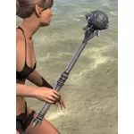 Sapiarch Iron Mace