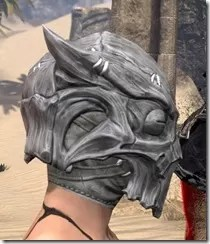 Scalecaller Iron Helm - Female Right