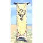 Alinor Banner, Hanging