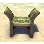 Alinor Armchair, Backless Verdant