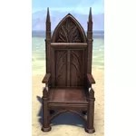 Alinor Armchair, Noble