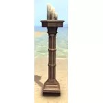 Alinor Candles, Tall Stand