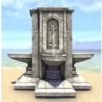 Alinor Fountain, Four-Way Timeworn