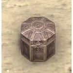 Alinor Jewelry Box, Octagonal
