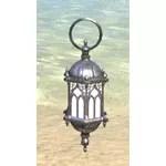 Alinor Lantern, Hanging