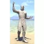 Alinor Statue, Kinlord