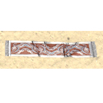 Alinor Table Runner, Cloth of Silver
