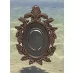 Alinor Wall Mirror, Verdant